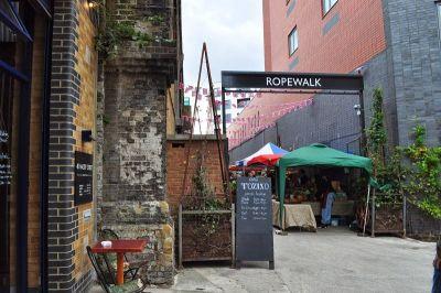 Maltby Market još uvijek odolijeva komercijalizaciji