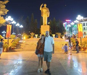 Spomenici Ho Shi Minu nalaze se posvuda