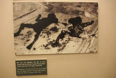 Potresne fotografije iz War Remnants Museuma