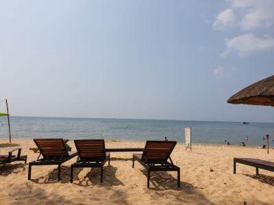 Pješčana plaža na otoku Phu Quoc