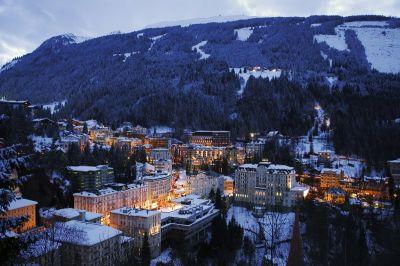 Bad Gastein najveće je mjesto u dolini