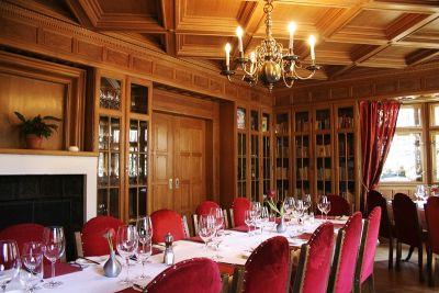 Jedna od sala u restoranu Museum