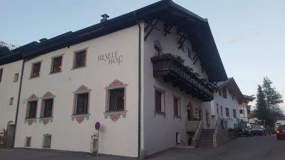 Hotel Reselehof u zgradi izgrađenoj 1490. godine