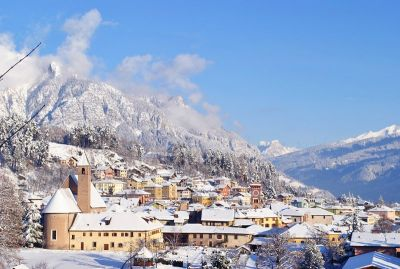 Bajkoviti Cavalese najljepši je gradić Val di Fiemmea