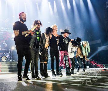 Guns n`Roses: Otromboljeni Axl i n-ta postava