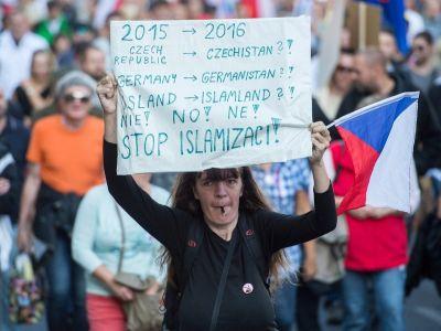 Česi su u neobjašnjivom paničnom strahu pred muslimanskim hordama