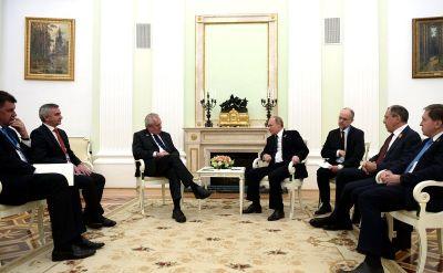 Predsjednik Zeman zastupa interese Kremlja